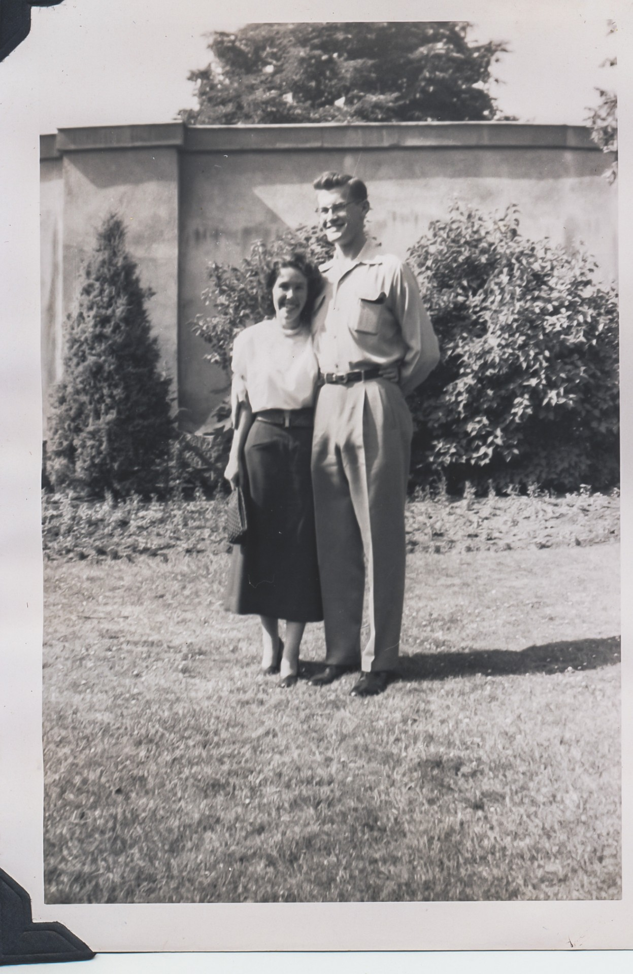 Betty and Orval Bingham