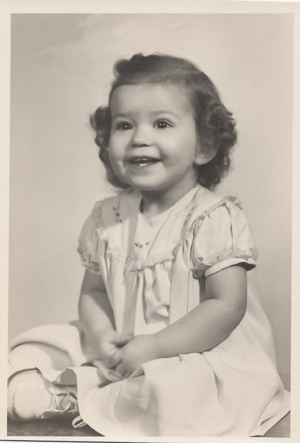 Joyce Nelson March 1952